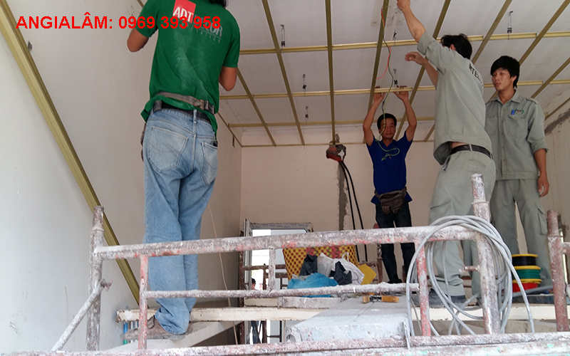 công ty sửa nhà quận 12 chuyên nghiệp