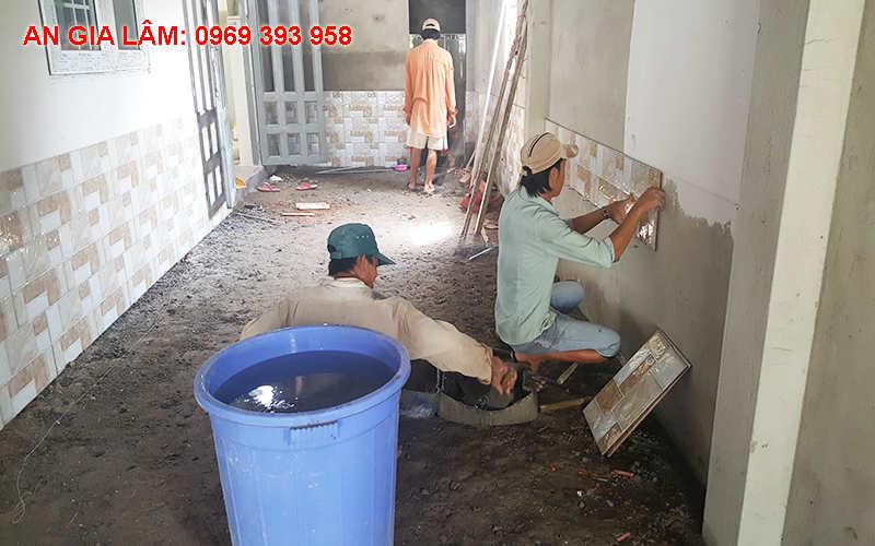 sửa chữa nhà quận 3 trọn gói