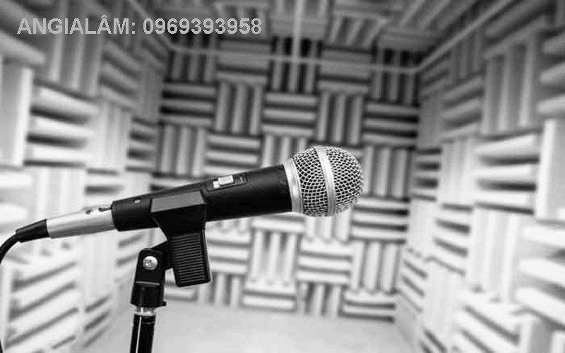 phòng hát thu âm