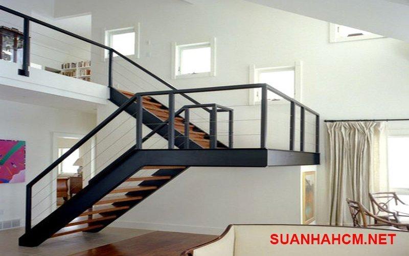 cách tính làm cầu thang đơn giản