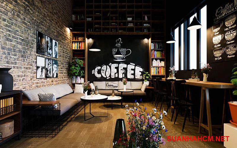 quán cafe đẹp trong nhà