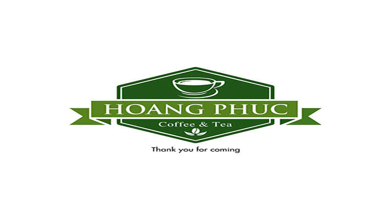 logo cafe đẹp hoàng phúc