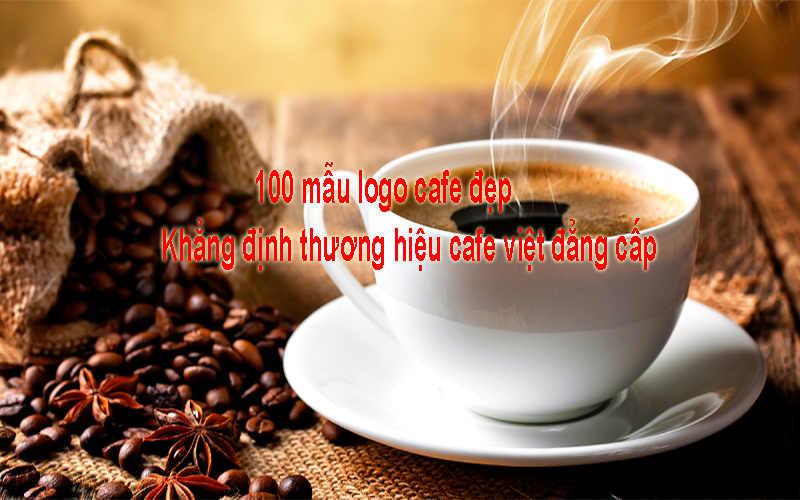 mẫu logo cafe đẹp