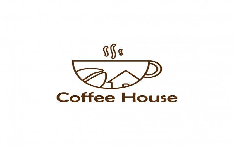 những mẫu logo cafe hiện đại