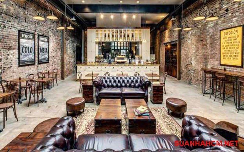 thiết kế quán cafe hết bao nhiêu tiền