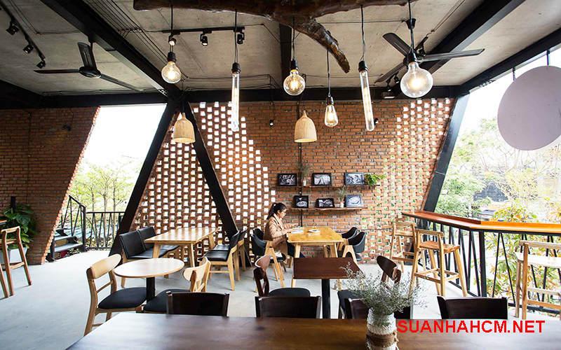 thiết kế quán cafe trọn gói tphcm