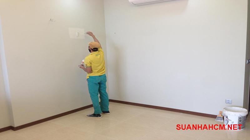 cách khử mùi sơn nhà mới xây dựng