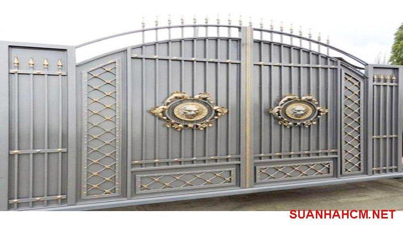 các mẫu cổng nhà đẹp nhất