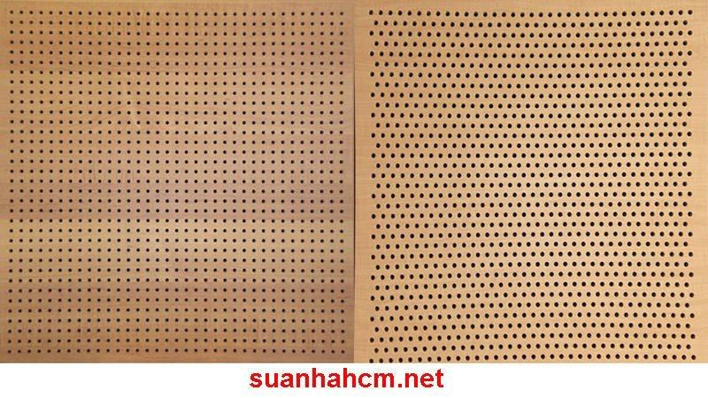 gỗ cách âm