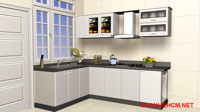 sửa chữa cải tạo nhà bếp